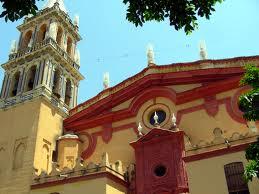Panorámica_ Iglesia_Santa Ana, Triana