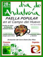 Día de Andalucía Bda El Carmen2015
