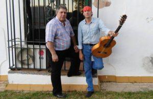 Miguel Gaviño y Lucky de Triana