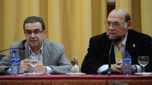 Paco Robles y Manolo Melado