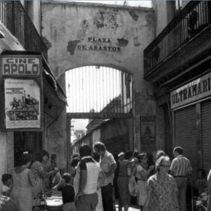 Mercado de Triana años setenta