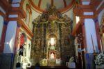 Retablo Mayor de Nuestra Señora del Patrocinio.