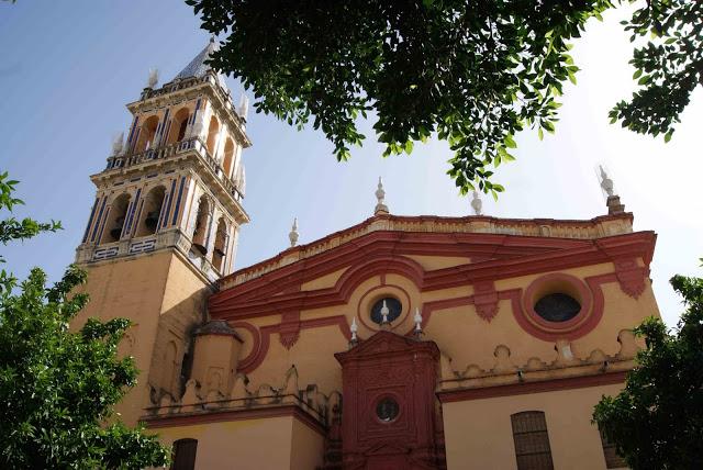 La Catedral de Triana: La Iglesia de Santa Ana