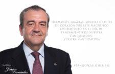 Pepe Fernández optará a la reelección en San Gonzalo