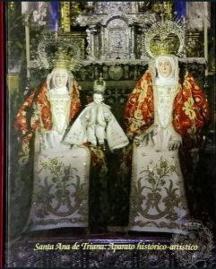 """""""Santa Ana de Triana: Aparato histórico-artístico"""""""