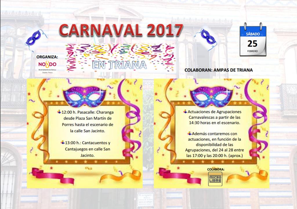Carnaval Infantil en Triana