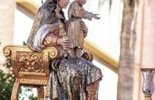 Procesión de María Auxiliadora 2017_Itinerario