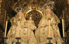 Santa Ana de Triana, iglesia abierta y devoción de siglos