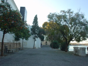 Paseo de la O, Triana, turismo, visitar
