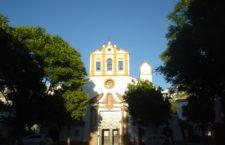 Iglesia de San Gonzalo, sede hermandad del Rosario Barrio León