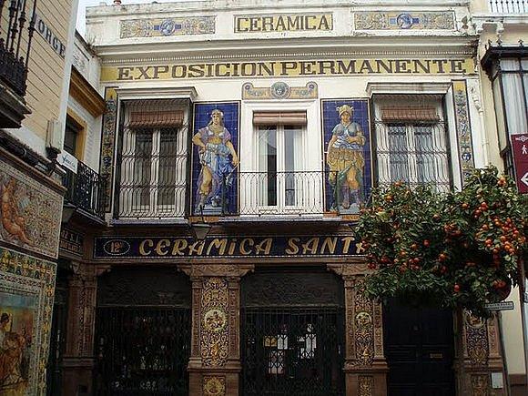 Картинки по запросу museo de la ceramica triana