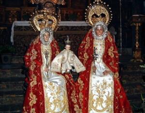 Santa Ana_ Virgen María_ Niño Jesus