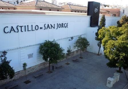 Castillo , San Jorge, Triana, Turismo, visita