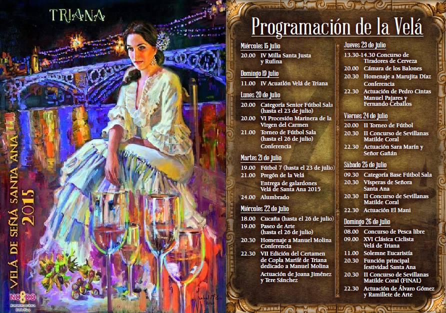 Programa de la Velá