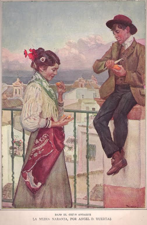 Flamenco, modo de vida, Triana