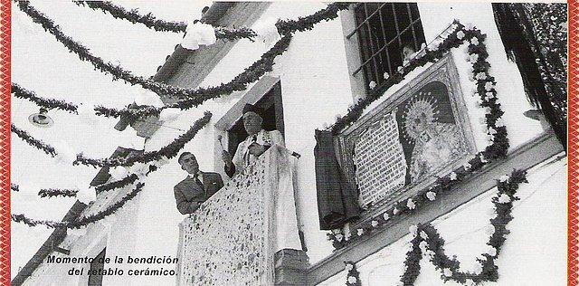 BENDICIONRETABLOESPERANZADETRIANACALLECOVADONGA1954