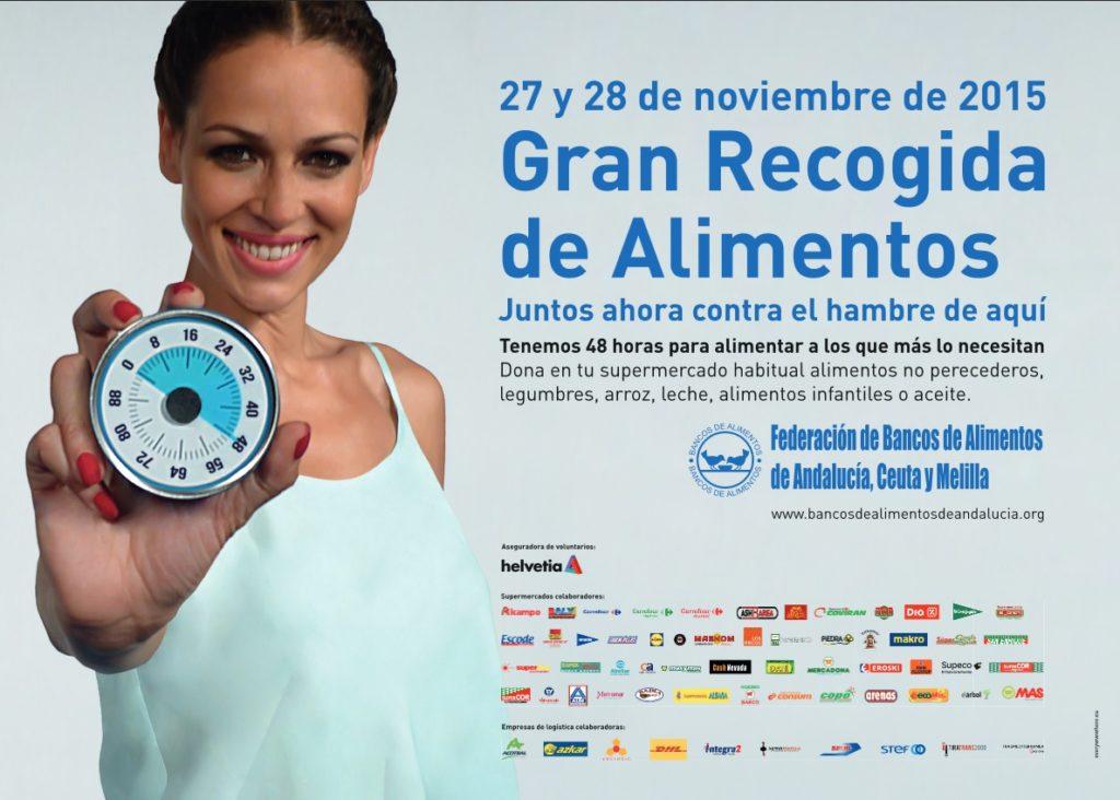 Campaña de recogida de alimentos 2015-16 Banco de alimentos