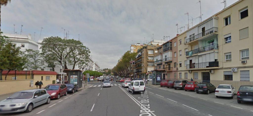 Calle López de Gomara