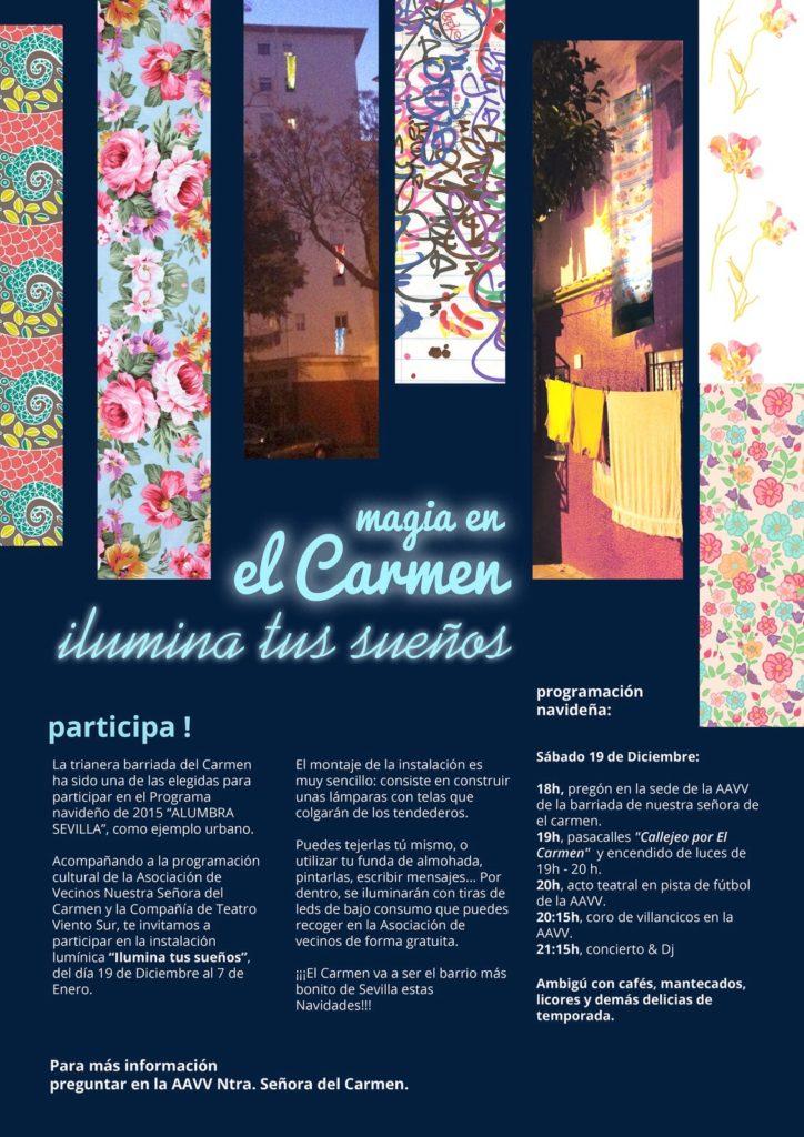 Magia en el Carmen. Ilumina tus sueños