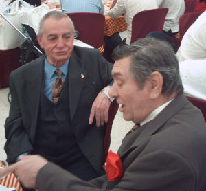José Tirado Moreno y José Moreno Moreno