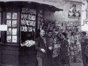 kiosco Sevilla 1944