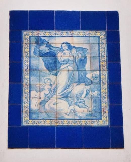 La Inmaculada, Villa Ave María