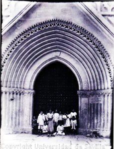 REAL PARROQUIA DE SANTA ANA. 1918-19 picasa