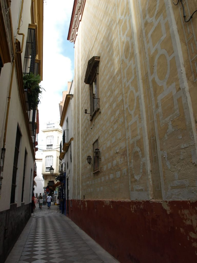 Calle Ximénez de Enciso