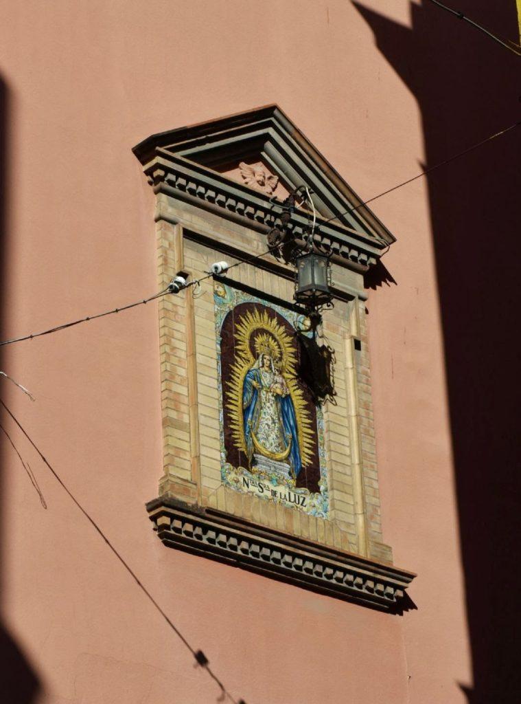 Retablo Virgen de la Luz