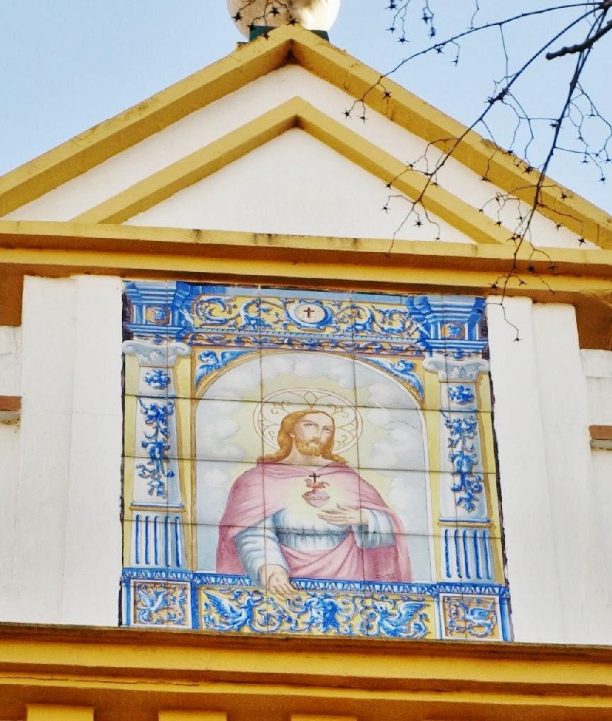 Retablo al Sagrado Corazón de Jesús Villa (2)