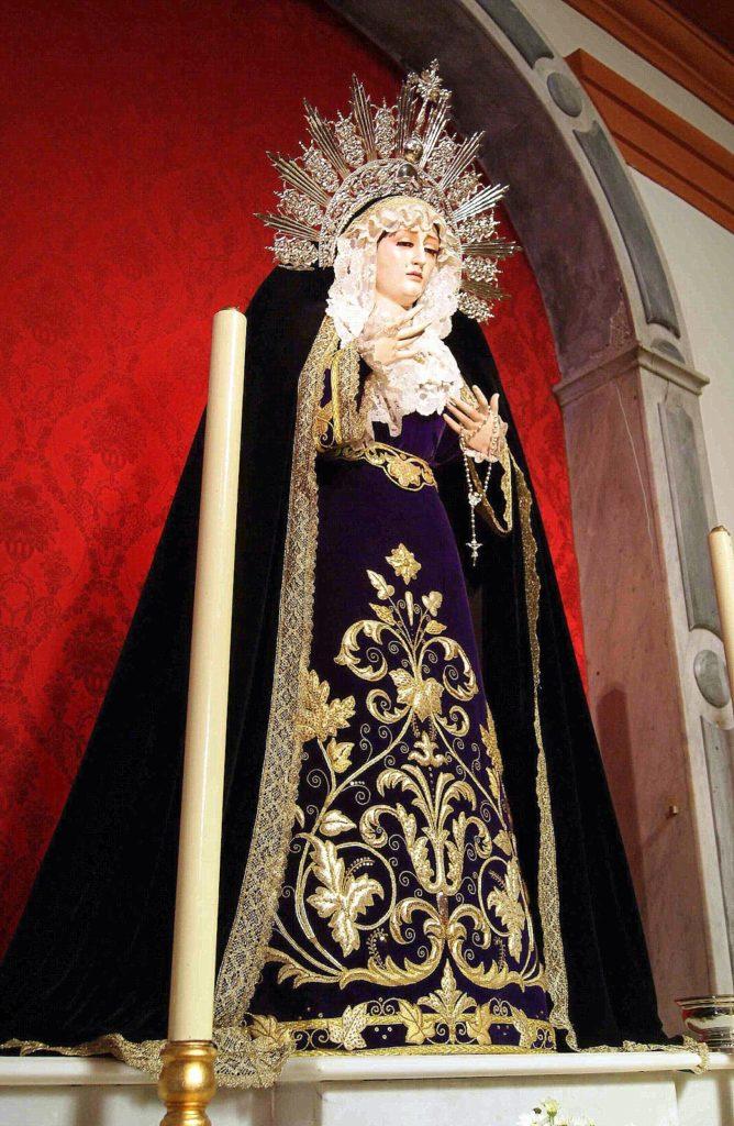 Capilla Sacramental05a-Virgen Dolores