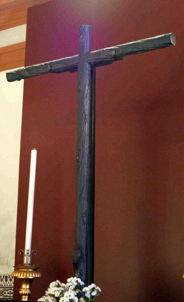 Capilla Sacramental06-Cruz arbórea