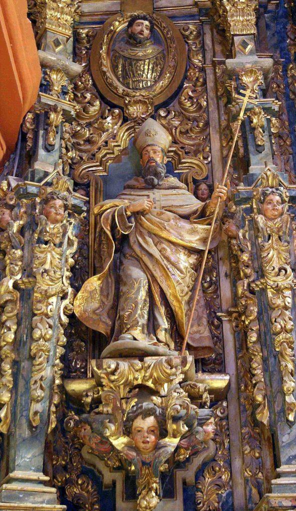 Capilla Sacramental, Basílica , Triana