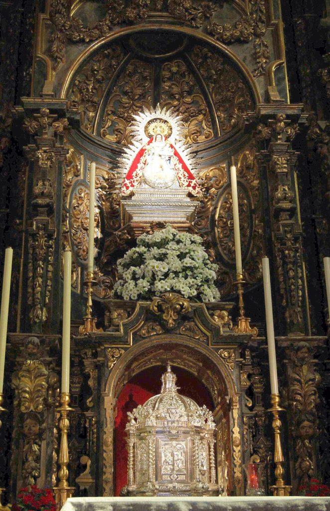 Capilla Sacramental, Triana, Basílica