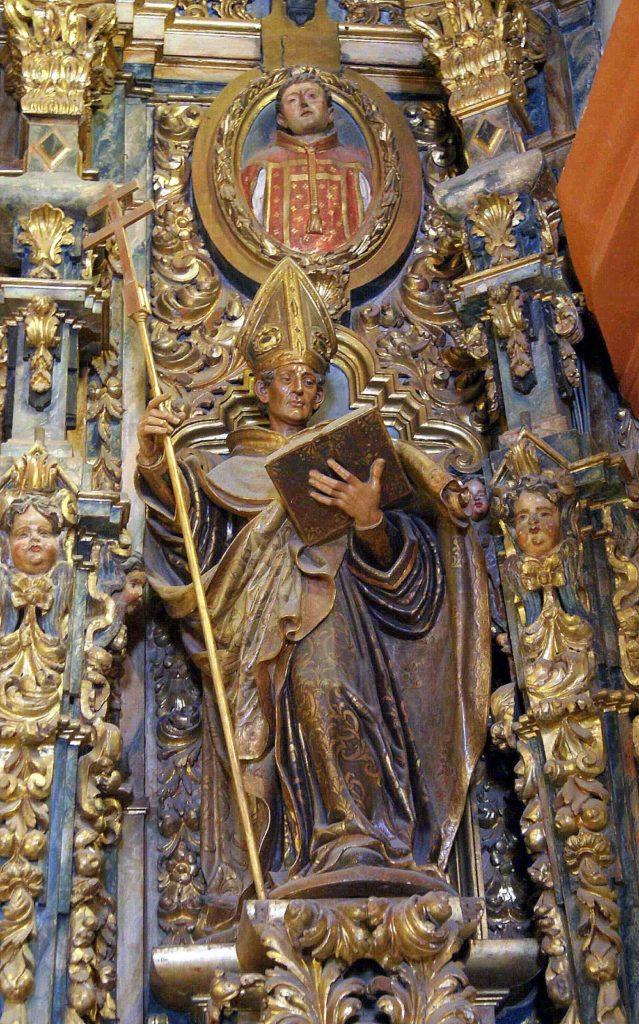 Capilla Sacramental, Basílica, Triana