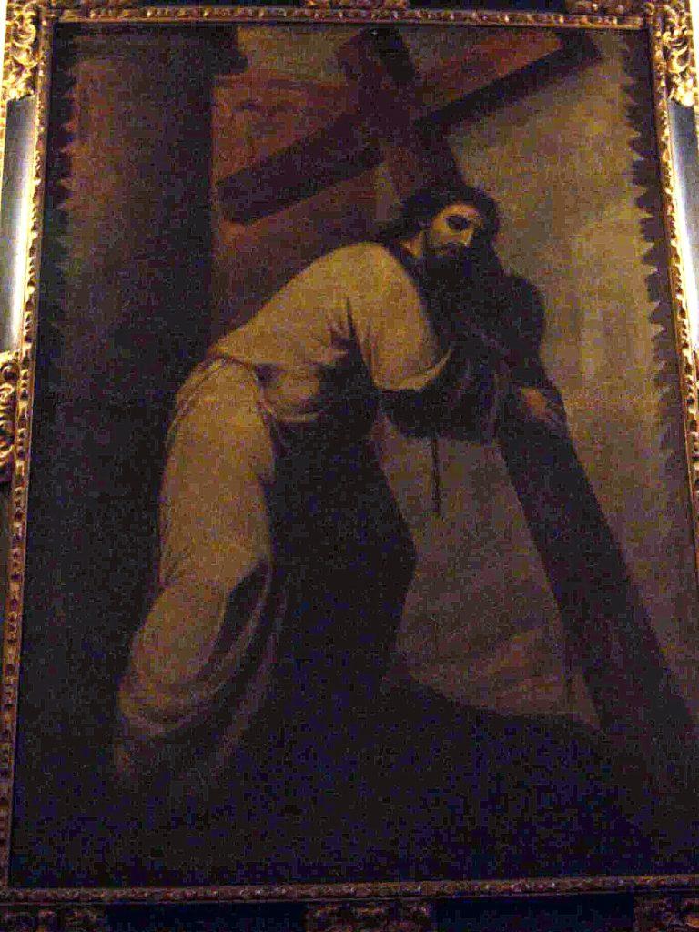 Nazareno del siglo XVII.