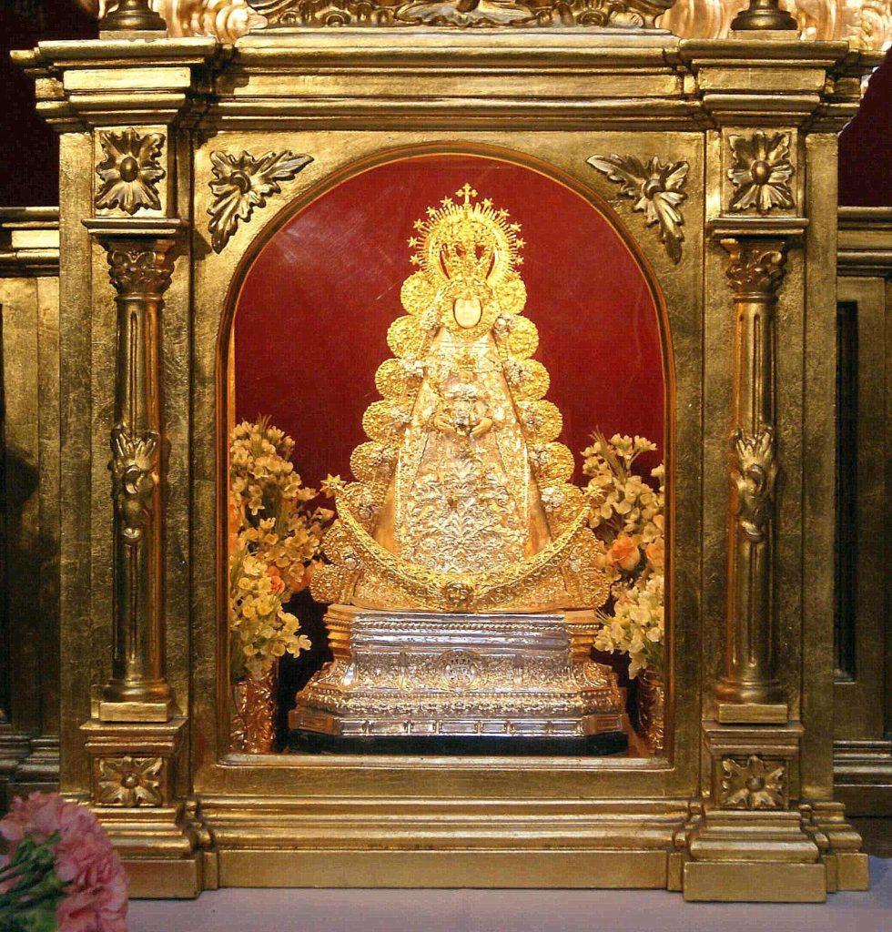 Retablo V. Patrocinio04-Virgen de ...