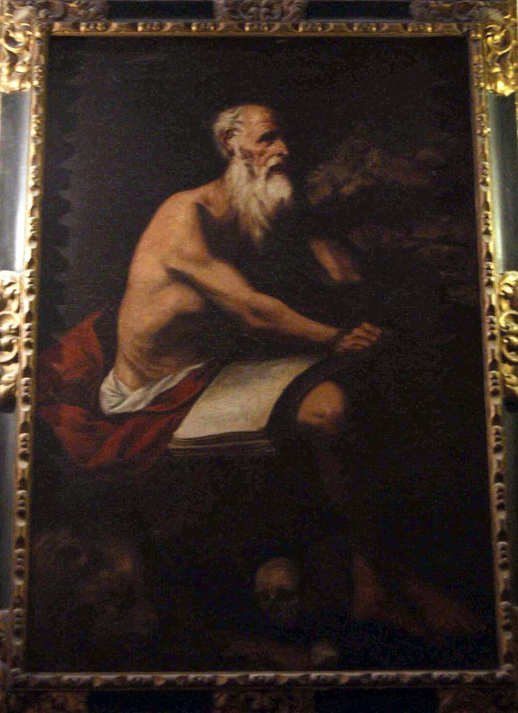 S Jerónimo-S. XVII