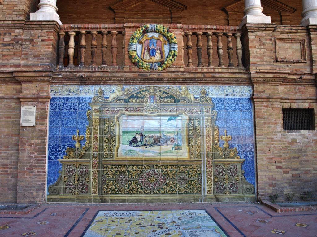 Sevilla monumental, Triana