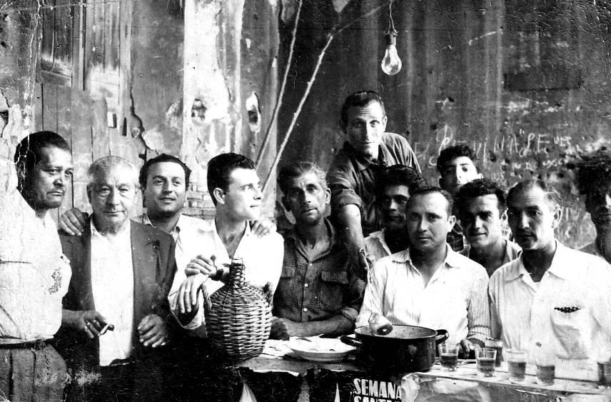 Fragua de la Cava 1955