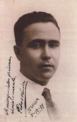 Pedro Navia Campos. Ceramista