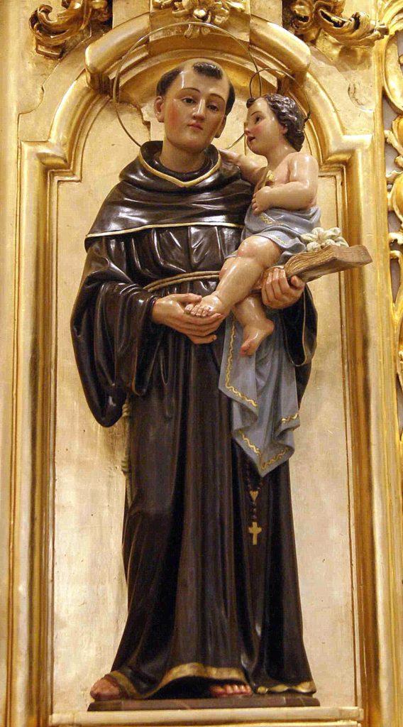 San Antonio de Padua. Siglo XIX.