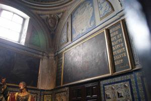 14-evangelioCapilla del Bautismo-Muro derecho