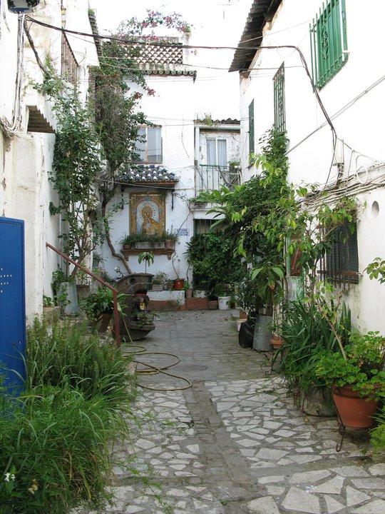El corral de los artesanos triana, covadonga 9, Sevilla