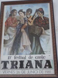 Corral de Herrera , pagés del corro, Triana, Sevilla