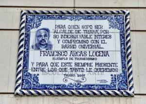 Altozano, francisco Arcas Lucena