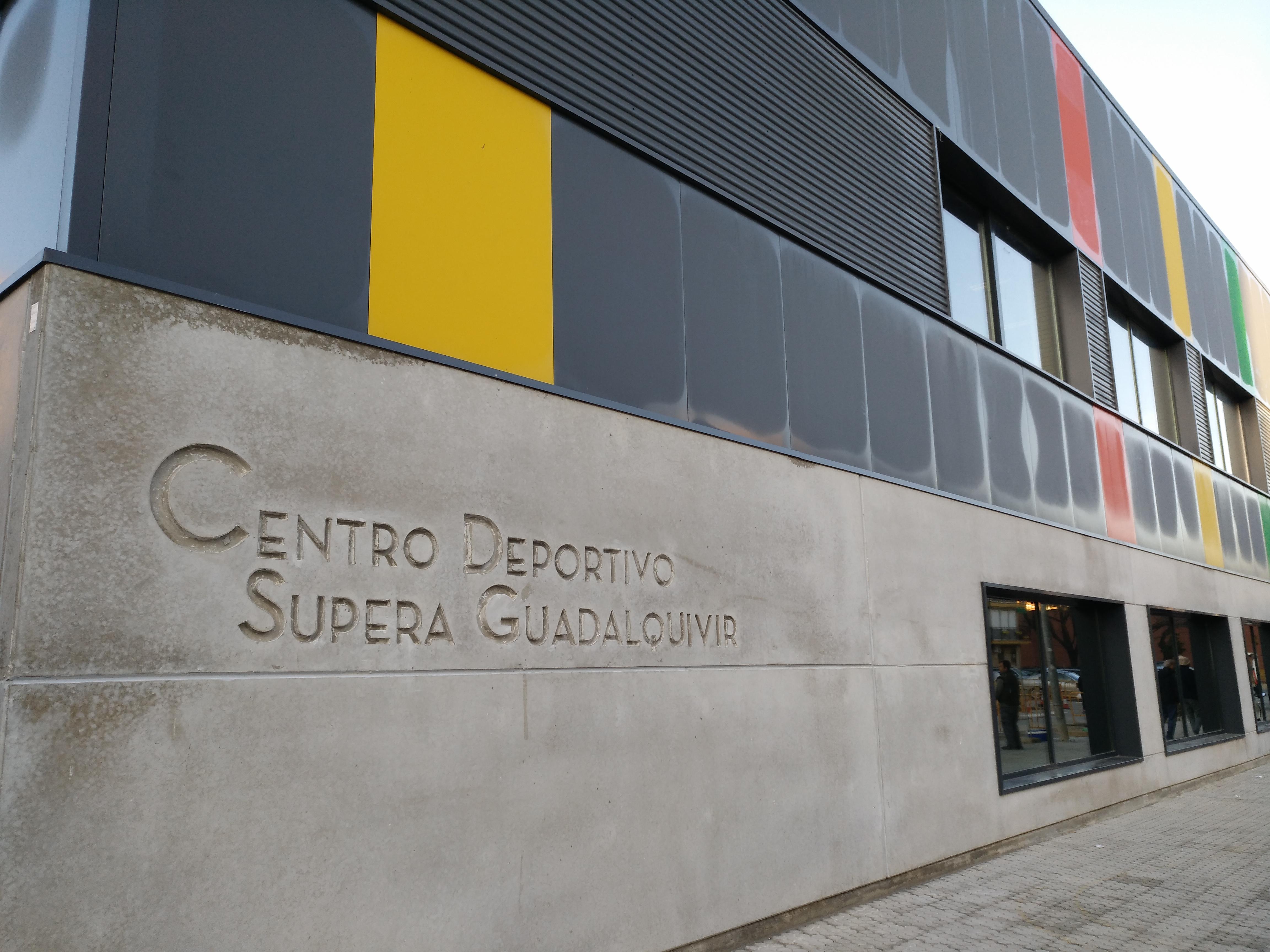 Centro deportivo Supera Guadalquivir