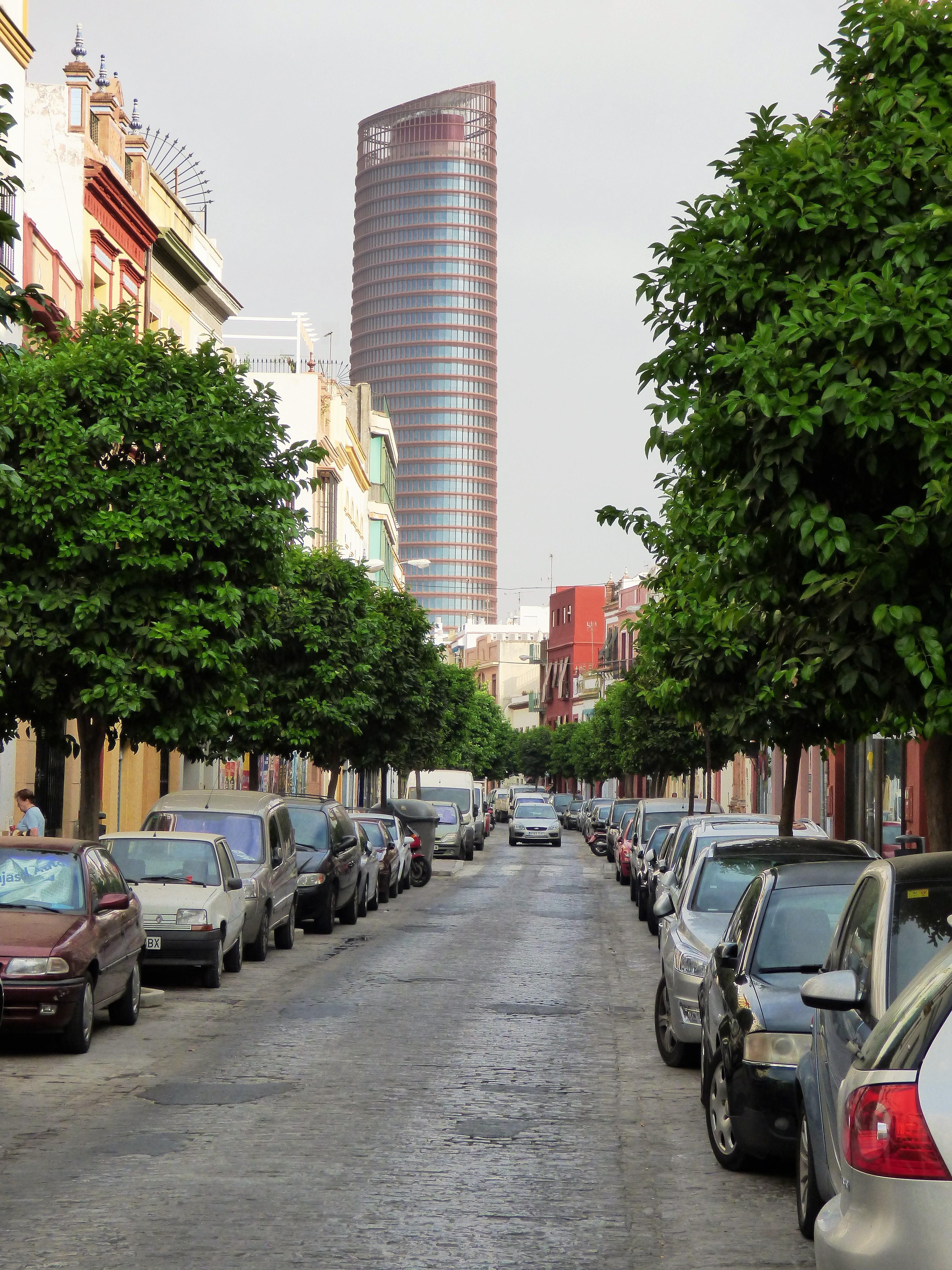 Calle Castilla Triana