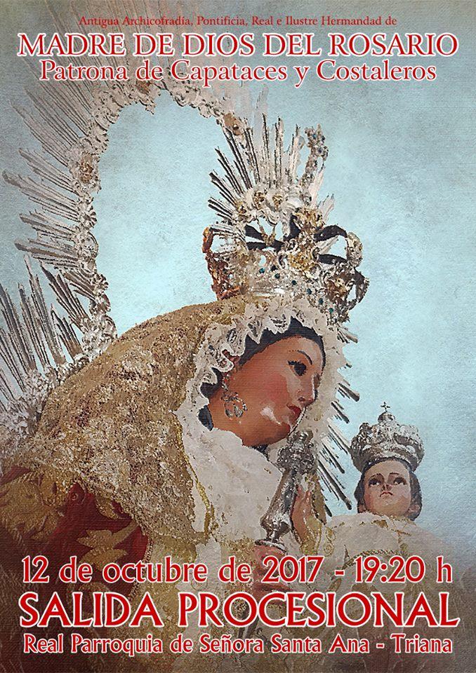 Madre de Dios del Rosario, Triana