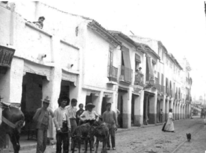 Calle San Jacinto Triana (Sevilla)
